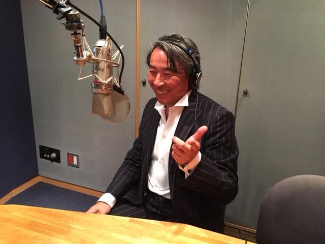 大須賀 祐ラジオ始まります・・・