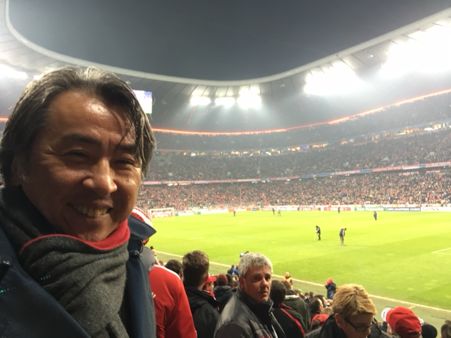 UEFAチャンピオンズリーグを観戦してきました