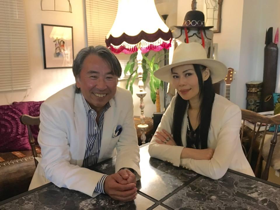 パーソナルスタイリスト創始者、 まだ日本にパーソナルスタイリストという概念すらなかった時代に はじめて日本に持ち込んだ人・  「装力」提唱者・政近準子さん