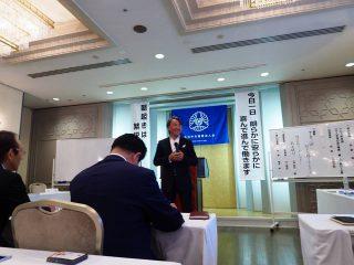 第二の故郷仙台で講演をしてきました・・・