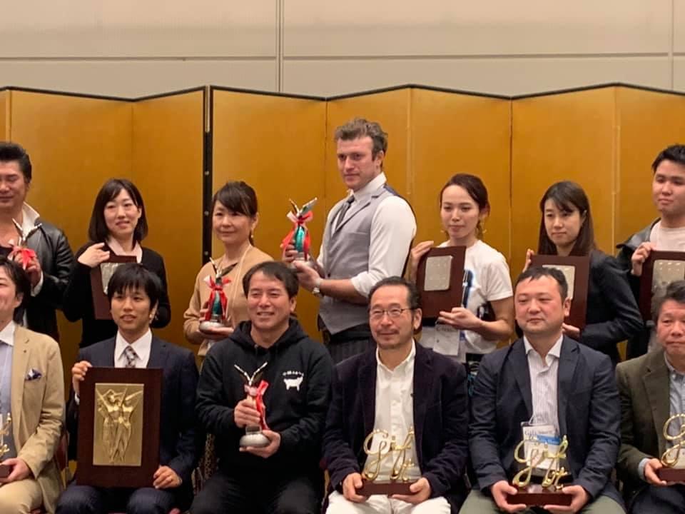 私の海外実践講座の教え子が、3人揃ってあのギフトショーで準大賞受賞!